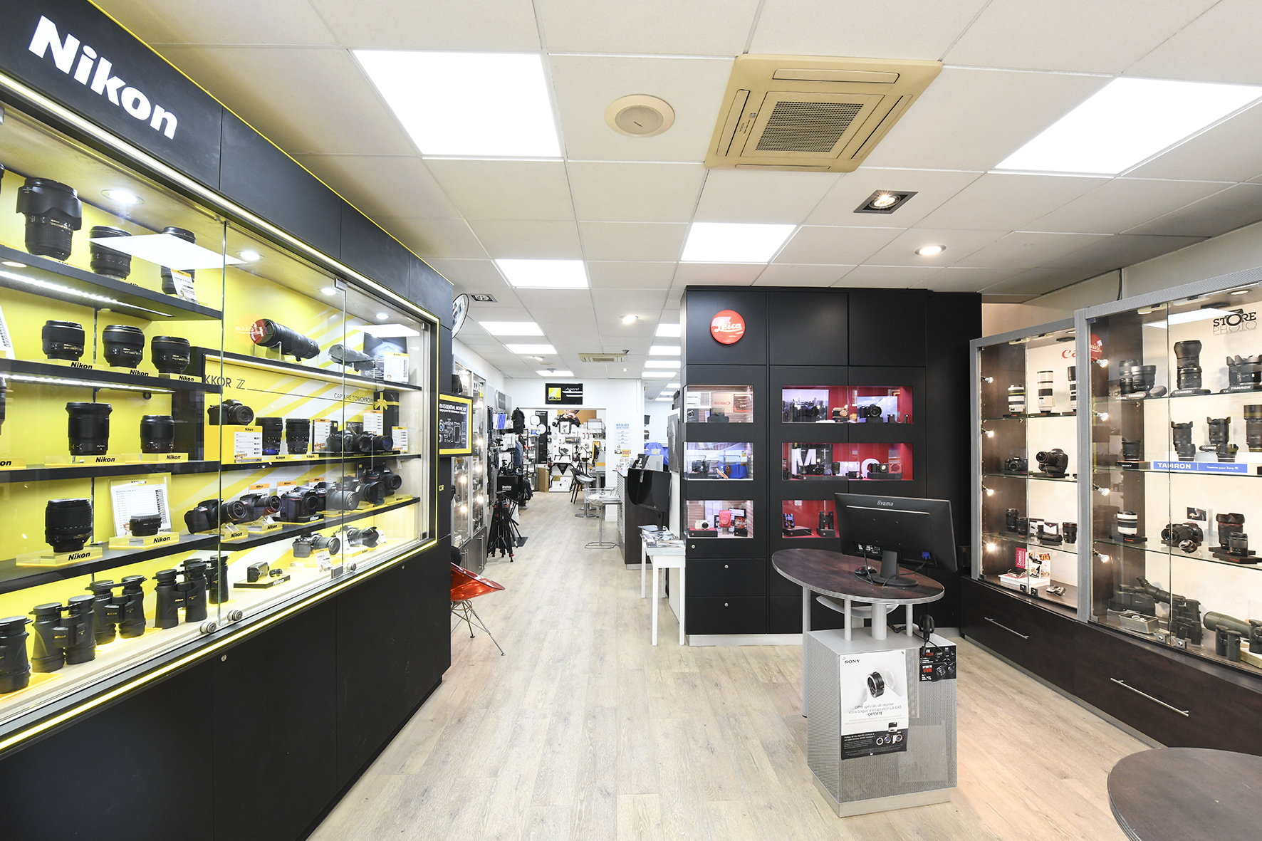 photo magasin Rennes 2