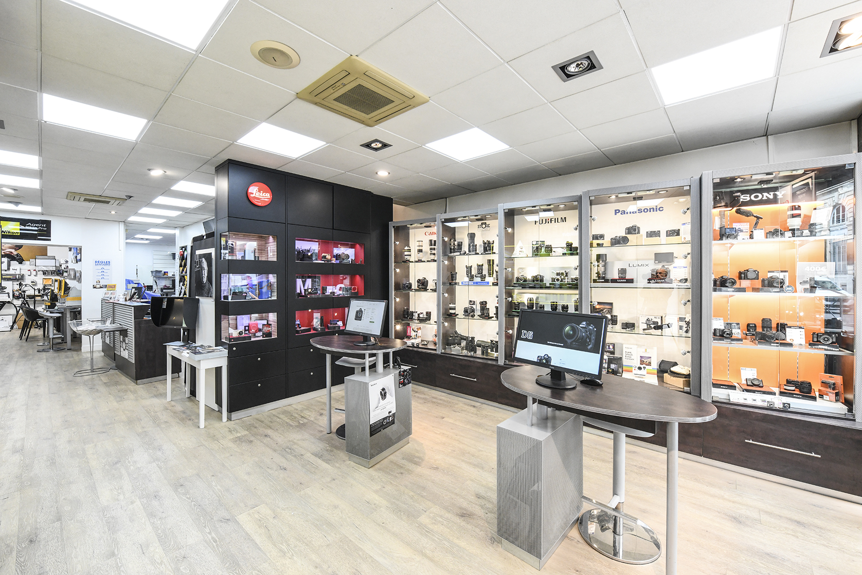 photo magasin Rennes 1